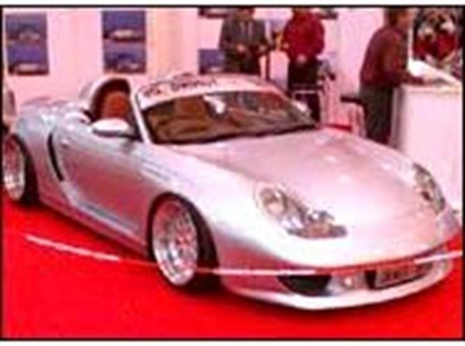 Yeni Porsche Boxster'ı bekleyin!